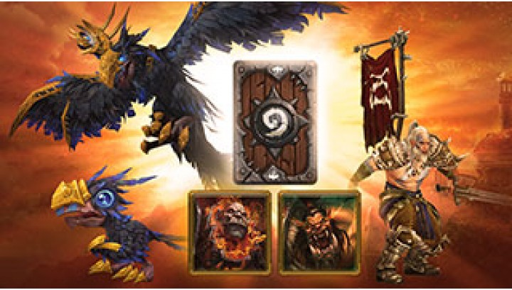 Warlords of Draenor Digital Deluxe Items