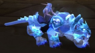 Reins the Swift Spectral Tiger